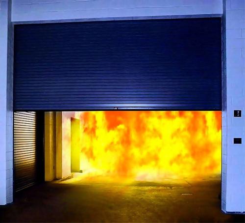 Противопожарные ворота в Самаре