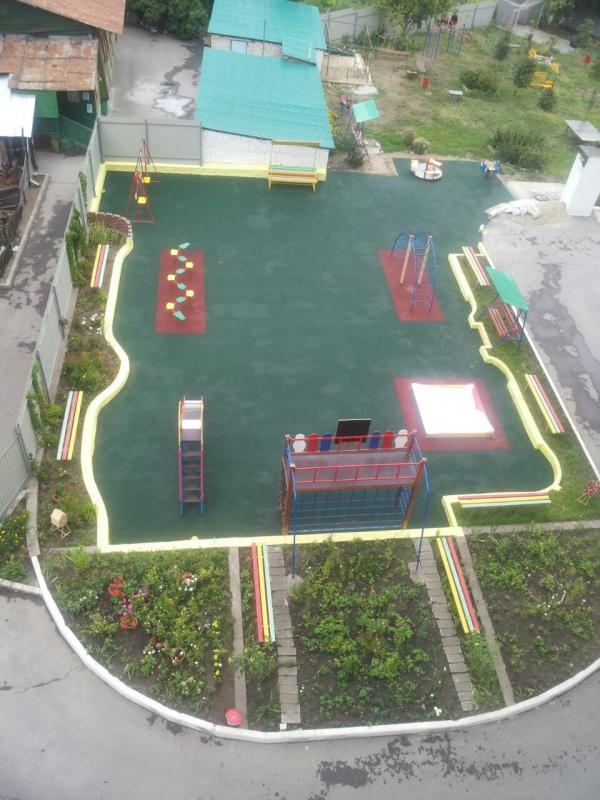 Детская площадка в Самаре
