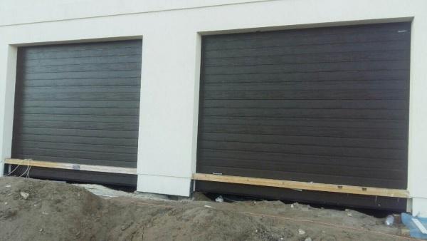 Автоматические гаражные ворота в Самаре
